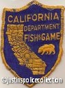 California my collection for California department of fish and game