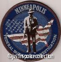 minnesota federal patches my collection. Black Bedroom Furniture Sets. Home Design Ideas